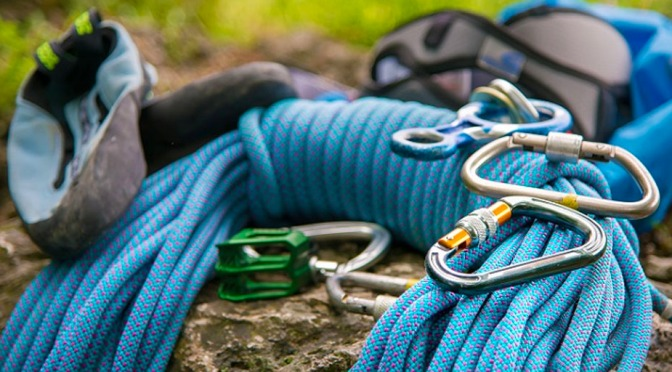 Staying Grounded / Being a Belayer