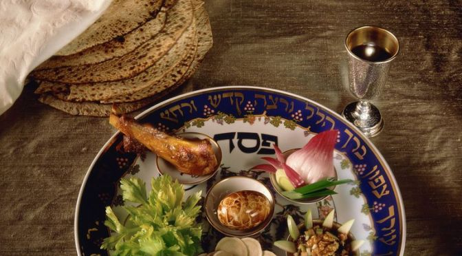 Pesach – the seder meal